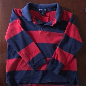 Polo by Ralph Lauren LS knit